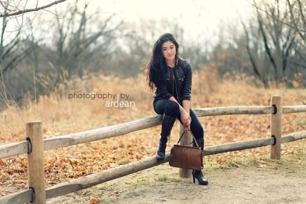 Melissa in High Park