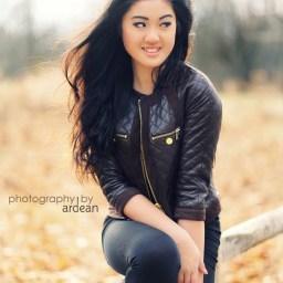 Melissa in High Park | Toronto Portrait Photographer