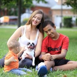 A Beautiful Family — Toronto Family Photographer