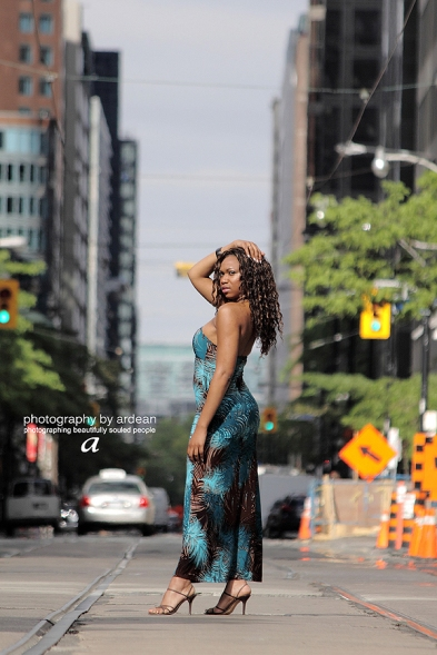 Toronto Portrait Photographer - Copyright Ardean Peters