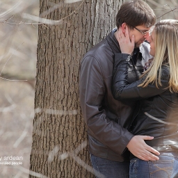 Bonnie and Mike – You Are Loved | Toronto Engagement Photographer