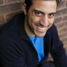 Abbas | Toronto Headshot & Portrait Photography