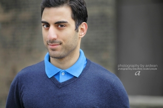 Toronto Headshot Photographer - Copyright Ardean Peters