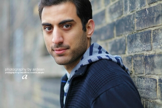 Toronto Headshot Photographer - Copyright Ardean Peters