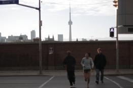 'Walk' - Copyright Toronto Photographer Ardean Peters