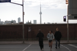 'Walk' - Copyright Toronto Photographer Ardean Peters