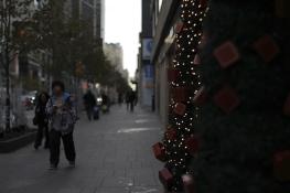 'Christmas season' - Copyright Toronto Photographer Ardean Peters