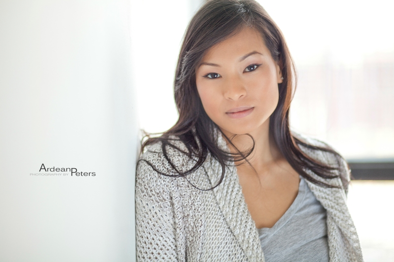 Dorothy | Studio | Toronto Portrait Photographer
