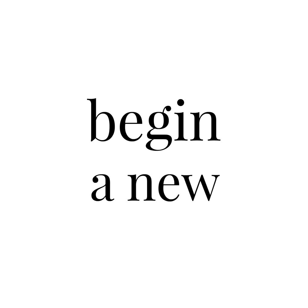 begin a new monday motivation quote