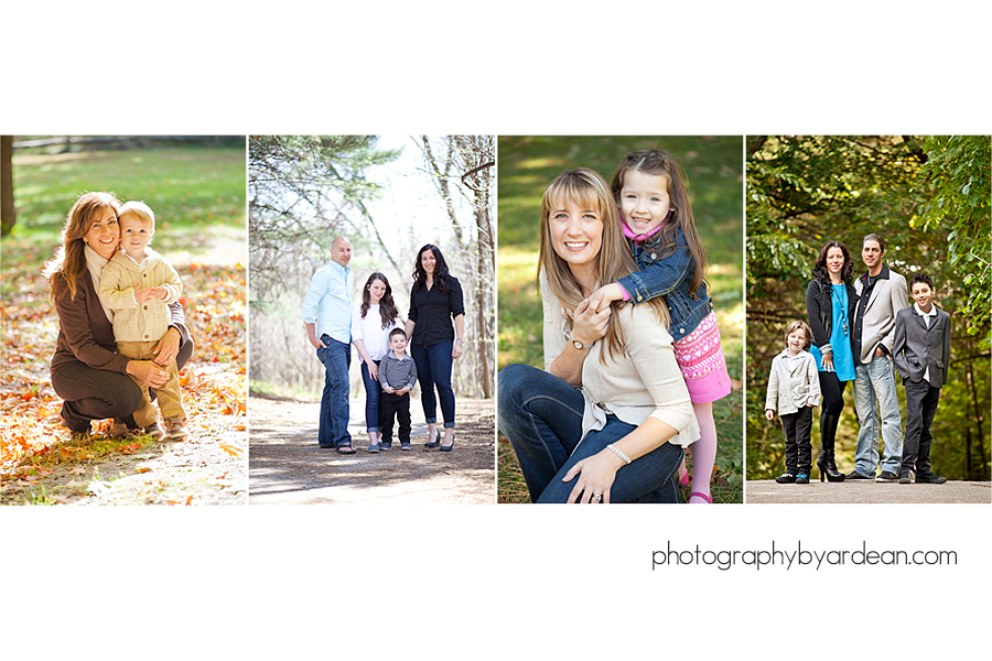 Toronto Family Photographer Ardean Peters